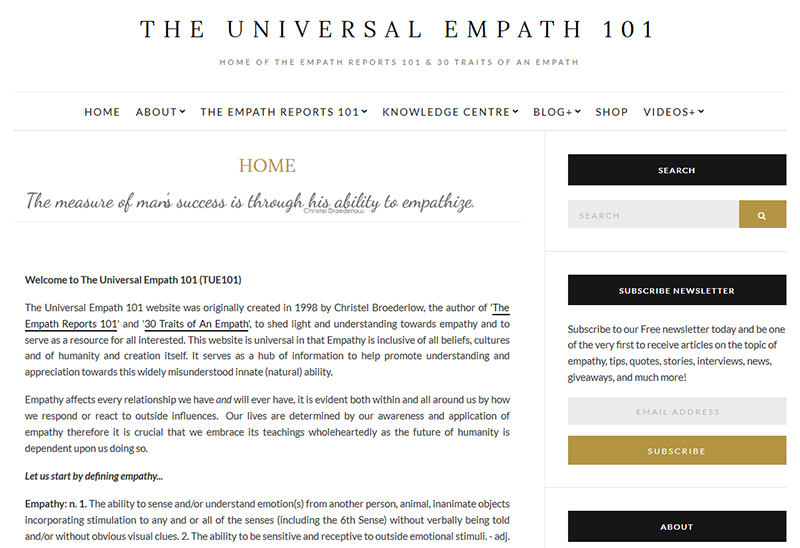 Empath Students and School