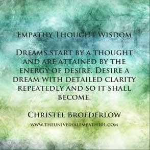 Empathy Desires