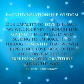 Empathy Express Gratitude