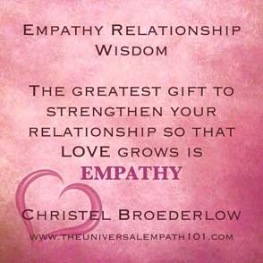Empathy Love Grows