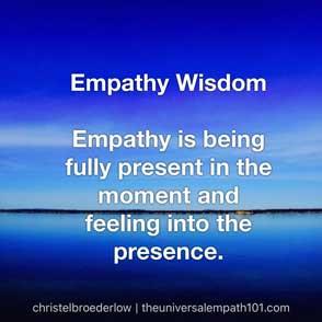 Empathy Present