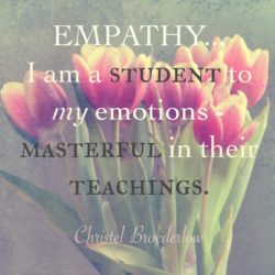Empathy Quote Student Internal Emotions Masterful